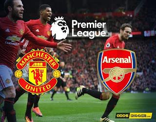 Manchester United vs Arsenal live stream info