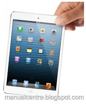 Apple iPad mini 3 Manual / User Guide - PhoneArena