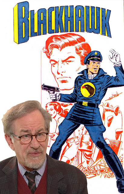 steven spielberg to direct blackhawk