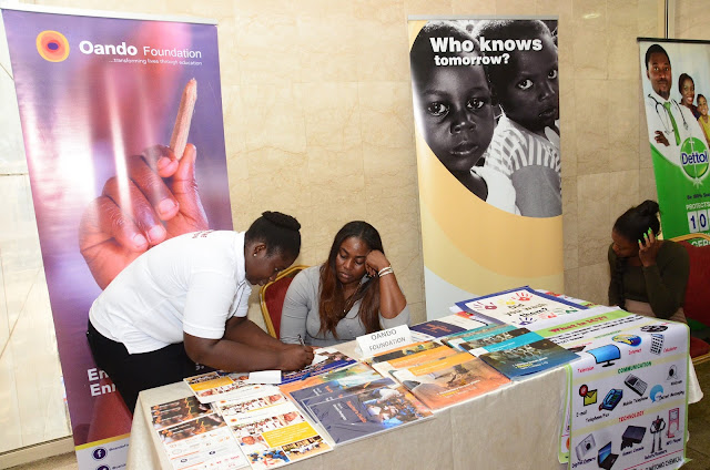 Excitement as Lagos wins 5th Lafarge Africa National Literacy Competition