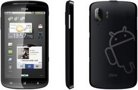 ZTE Skate Android 2.3 smartphone with 4.3-inch display
