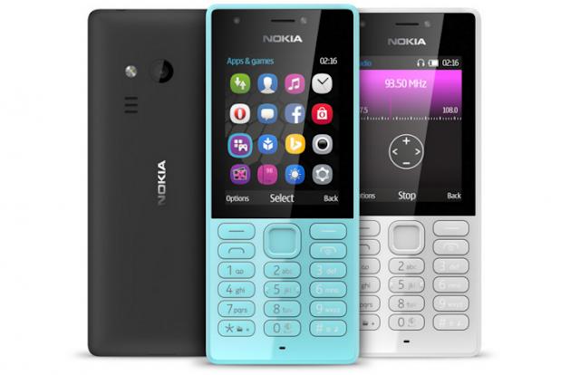Nokia: su nuevo teléfono tiene una batería que dura 24 días