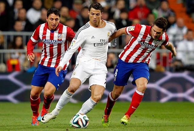 Ver en vivo Real Madrid - Atlético Madrid, 27 febrero