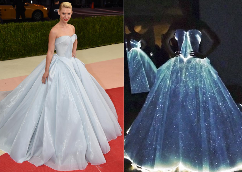 bbloggers, bbloggersca, fbloggers, fashion, style, best dressed, met gala 2016, manus x machina, red carpet, claire danes, zac posen