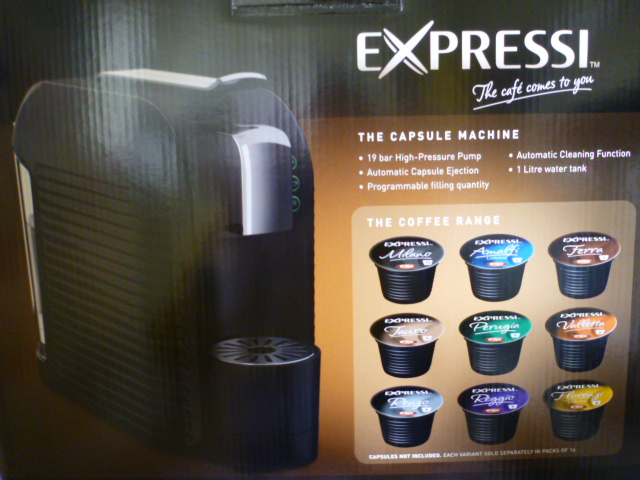 a doctor 39 s journey coffee review aldi expressi coffee machine. Black Bedroom Furniture Sets. Home Design Ideas
