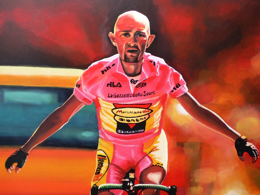 Cycling Dreams The Suicide Note Of Marco Pantani