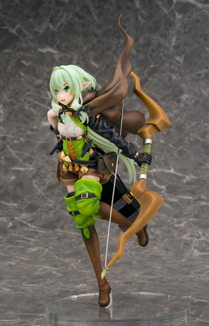 "Action Figure Goblin Slayer ""Elf"" High Elf Archer Rilis 2020"