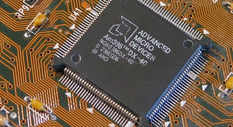 История развития AMD