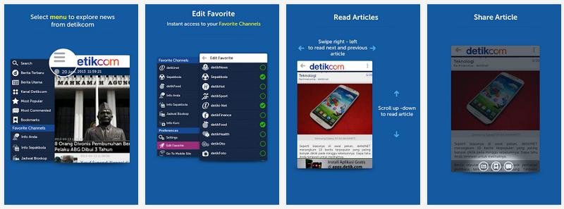 aplikasi kumpulan berita