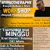 Pelatihan Hipnoterapi Dan Hipnotis tanggal 2 September 2018