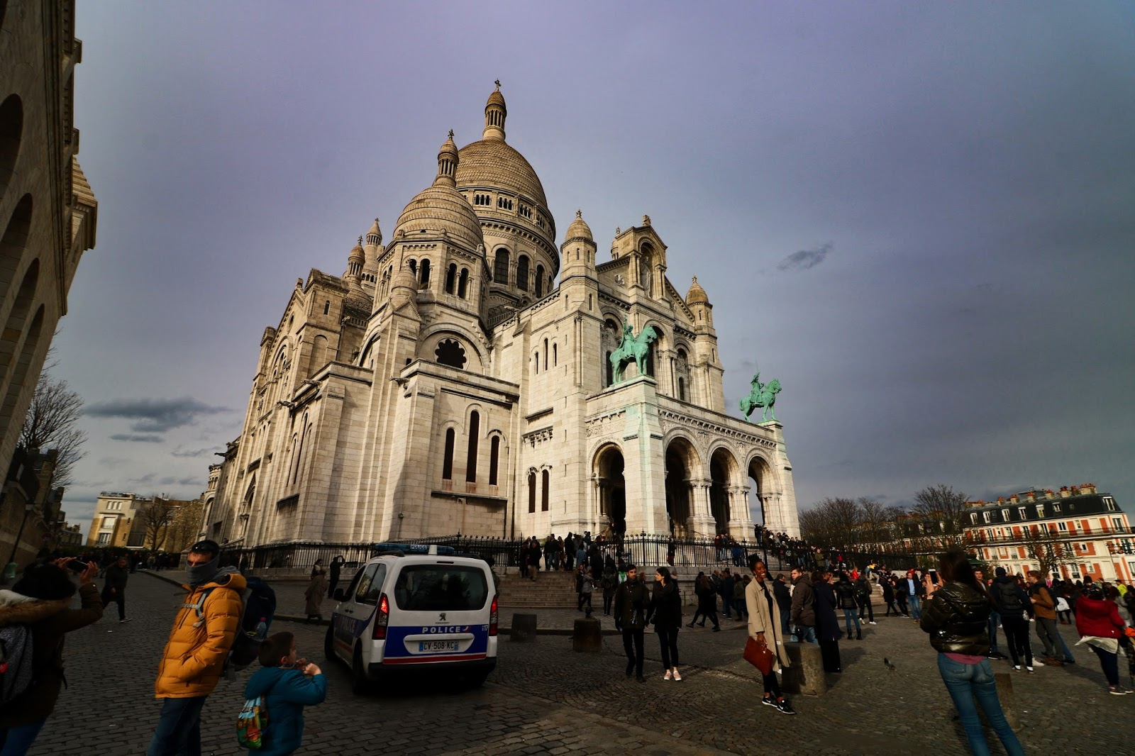 bazylika paryż