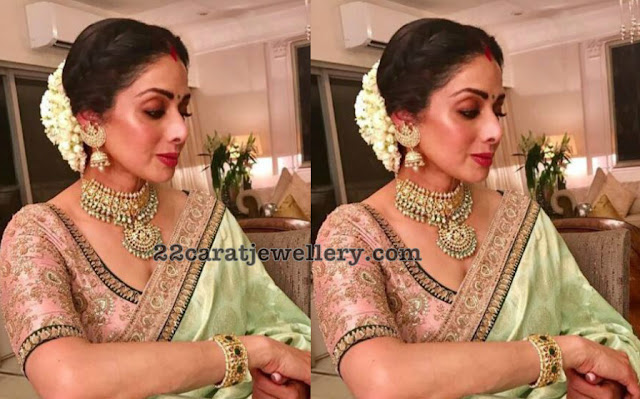 Sridevi Kapoor Karva Chauth Party