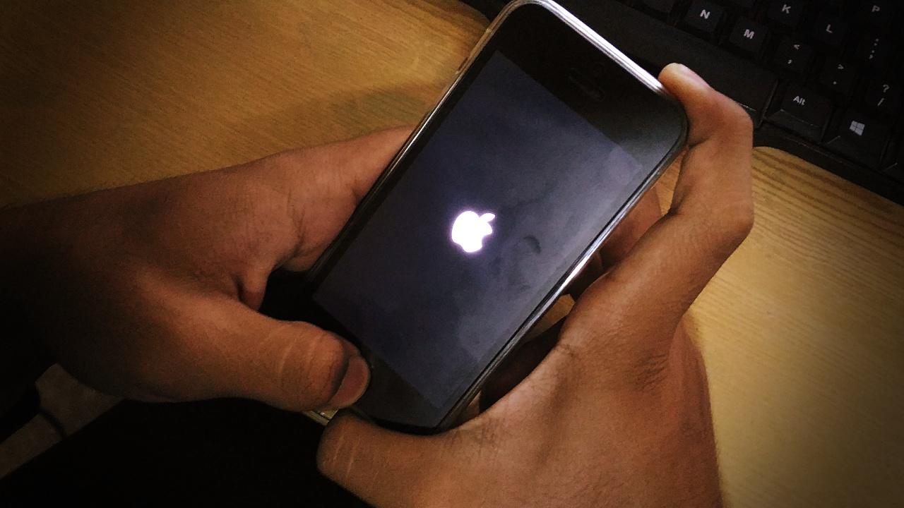 iPhone Dalam Keadaan DFU Mode