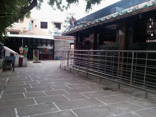 Sri Periya Anjaneya Temple Prakaram