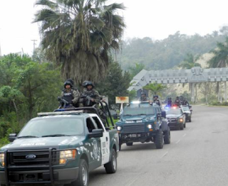 Caen 6 secuestradores y liberan a una victima en Jaltipan Veracruz