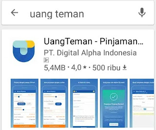 aplikasi hp penyedia pinjaman online