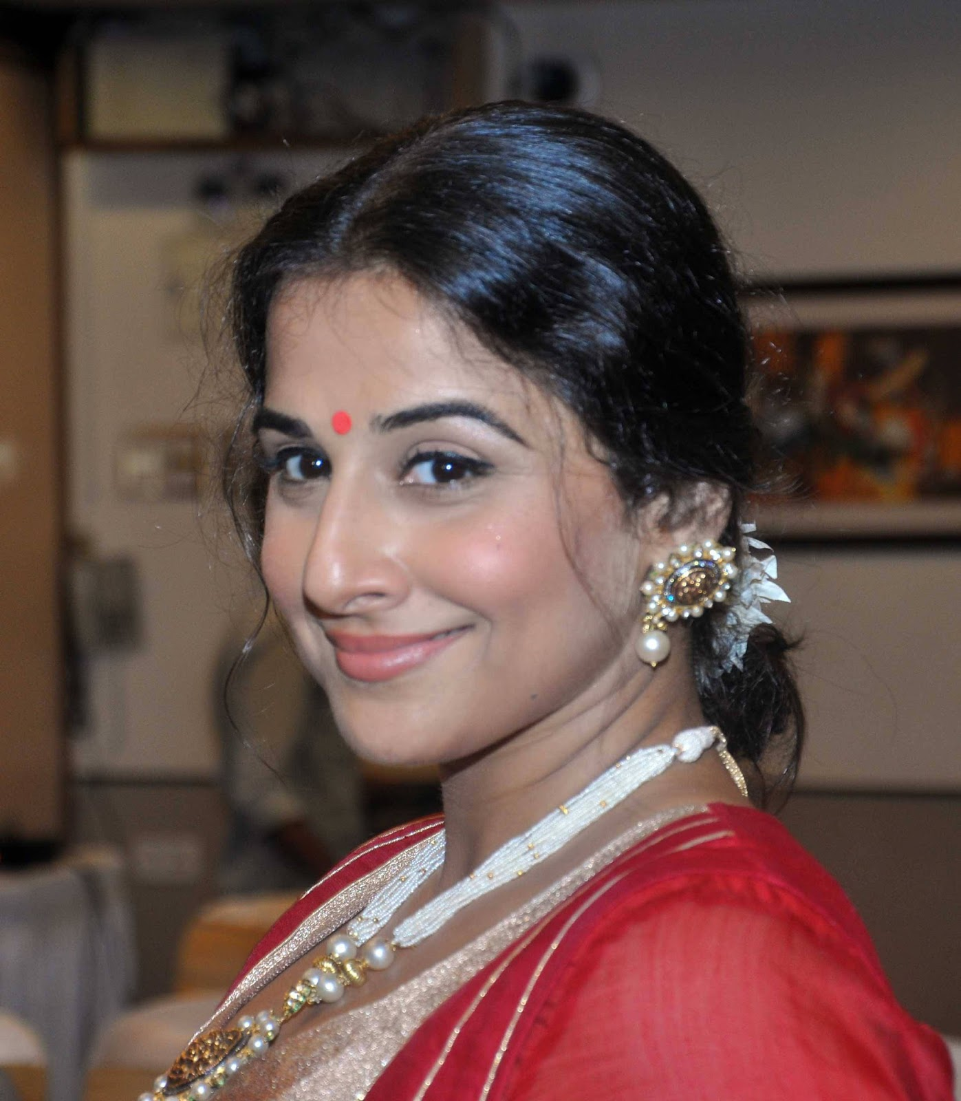 bollywood actress vidya balan unseen stills in red dress by indian girls whatsapp numbers