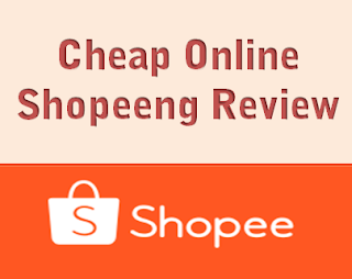 Shopee, Philippines, Online Shop, Review, App, Cheap, Affordable