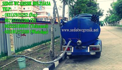 Jasa Sedot Wc Banjarsari Cerme Gresik | 085101273589(WA) | ☎(031)7915232