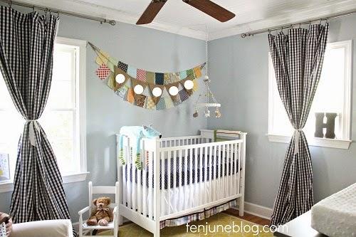Photos chambre bébé garçon