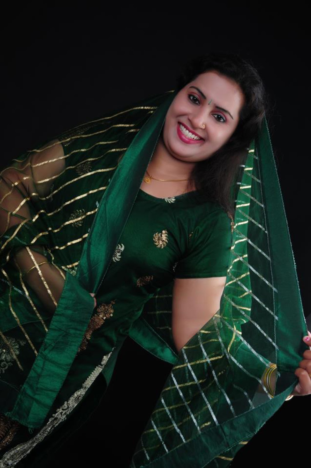 Malayalam Tv Serial Actress Malayalam Tv Actress Graashma -7168