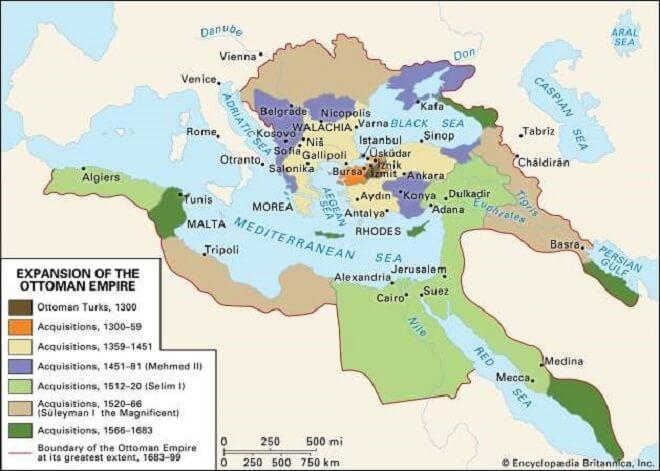 Kesultanan Turki Uthmaniyyah