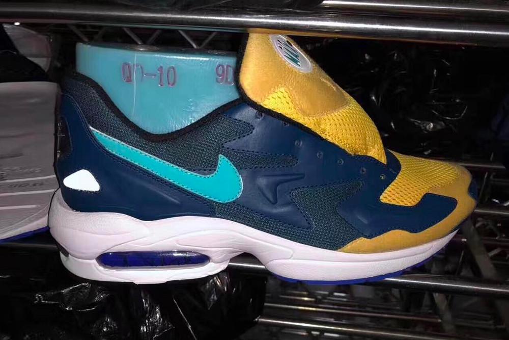 e508fa8c26fd First Look   Nike Air Max2 Light  94 Retro