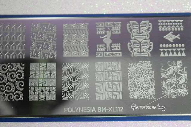 Bundle Monster Stamping Plate