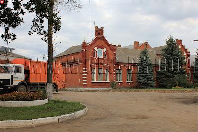 Клецк. Госпиталь, корпус №1
