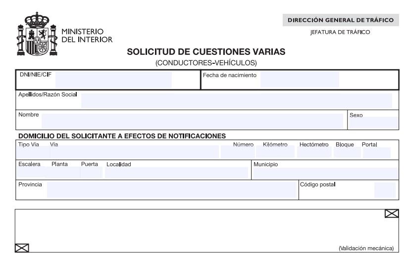 Obtener el carné de conducir internacional (España) - Flavia around ...