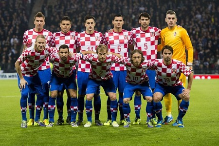 Information about Croatia national team 2018