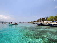 Gili Nanggu, Pulau Kecil Nan Indah Di Lombok
