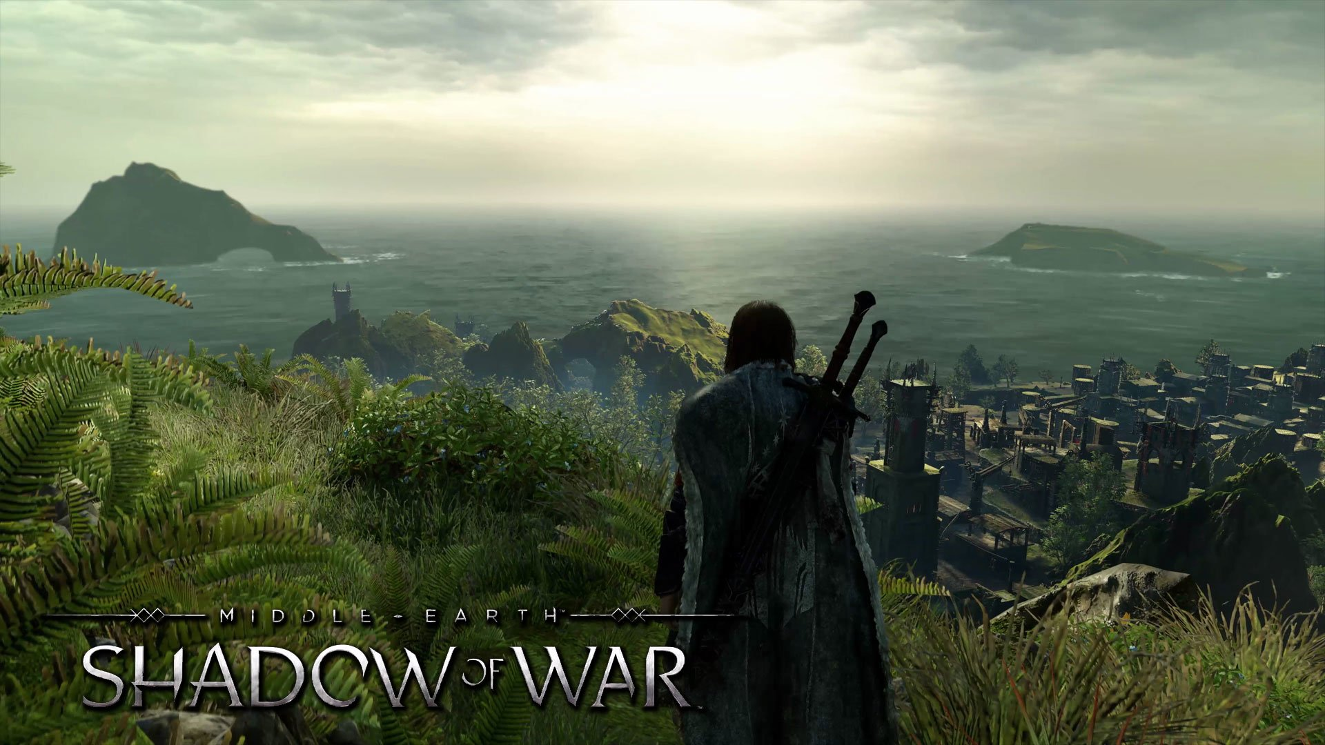 Middle Earth Shadow Of War Wallpaper: Save Middle Earth Shadow Of War Wallpapers