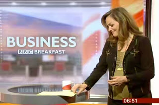 BBC Presenter Goes Into Labor After Reading News On Live TV