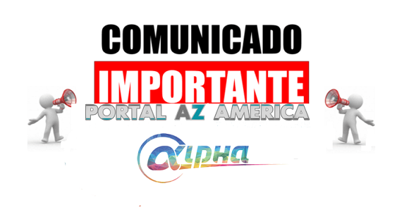 Resultado de imagem para COMUNICADO ALPHASAT AOS USUÁRIOS portal azamerica