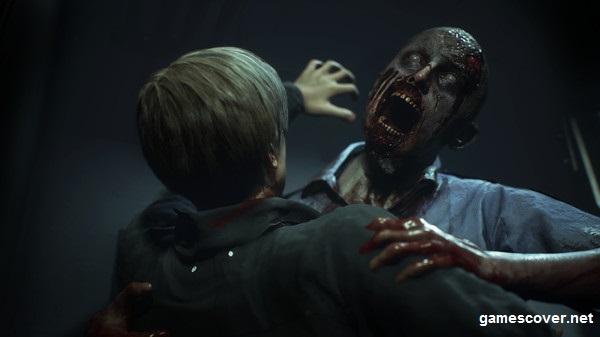 Resident Evil 2 Remake Story