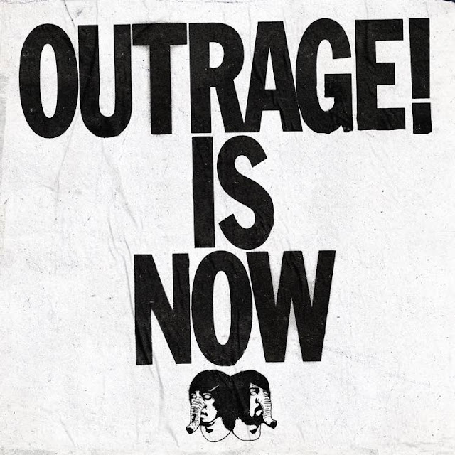 Death From Above 1979 Outrage is Now