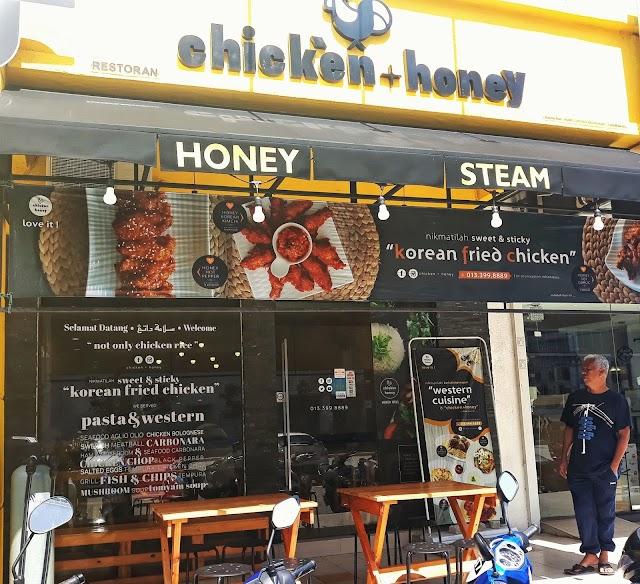 Chicken+Honey Kuantan.