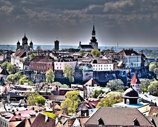 Обзорная пешеходная экскурсия по старому Таллинну