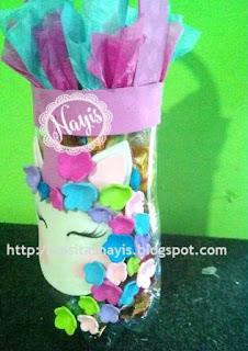 cajita para dulces colores pasteles