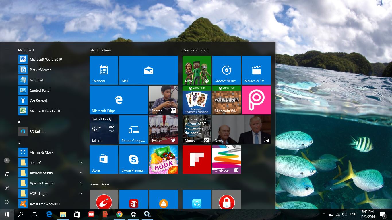 Tutorial ampuh Nonaktifkan Update Otomatis Windows 10