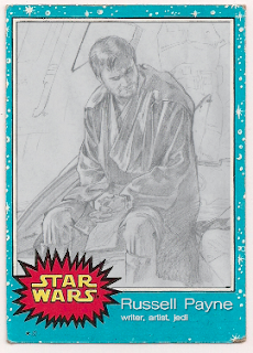 Star Wars Card Russell Payne