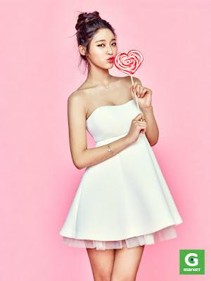 Seolhyun AOA Gmarket 2
