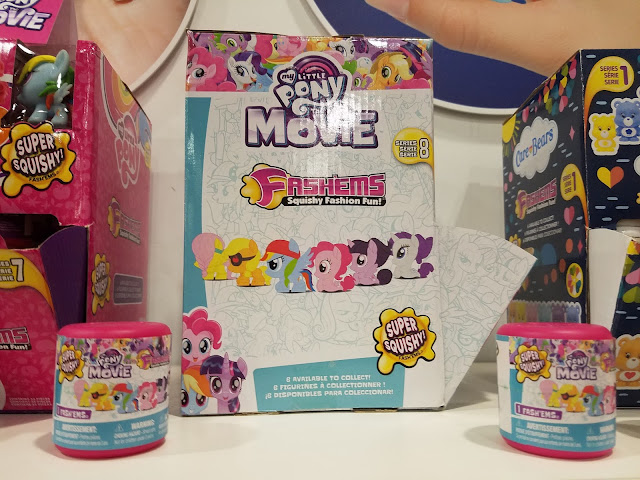 Hasbro New York Toy Fair 2017 Fash'Ems