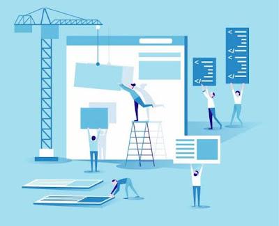 Opus web design process