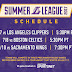 Lakers 2017 Summer League Schedule