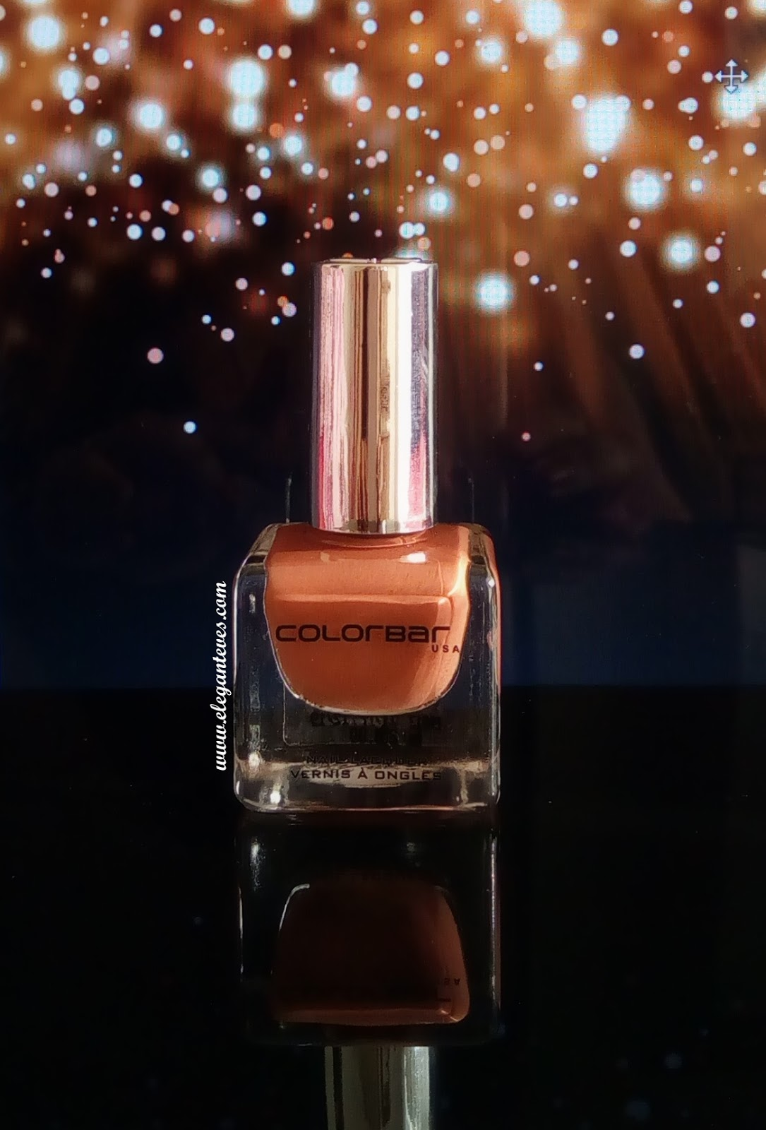 Review of Colorbar Luxe Nail Lacquer 79 Pretty Please - Elegant Eves