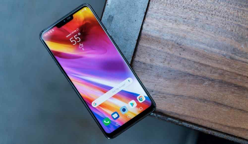 Best Android Gaming Phones For 2018 - LG G7 ThinQ