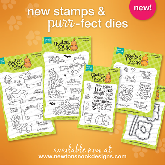 September Release Now Available | Newton's Nook Designs #newtonsnook