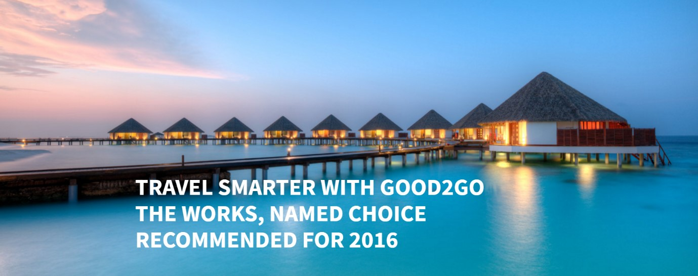 Good2Go Travel Insurance CHOICE Recommended